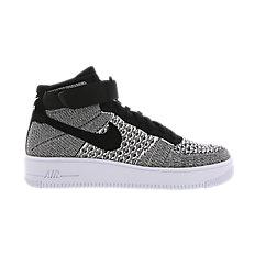 Nike Air Mid Ultra Force 1 Hombre Flyknit Zapatos UU1qrdz