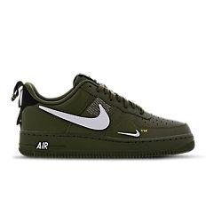 Force Men Nike Air Micro Branding 1 Low Shoes kONnw80PX