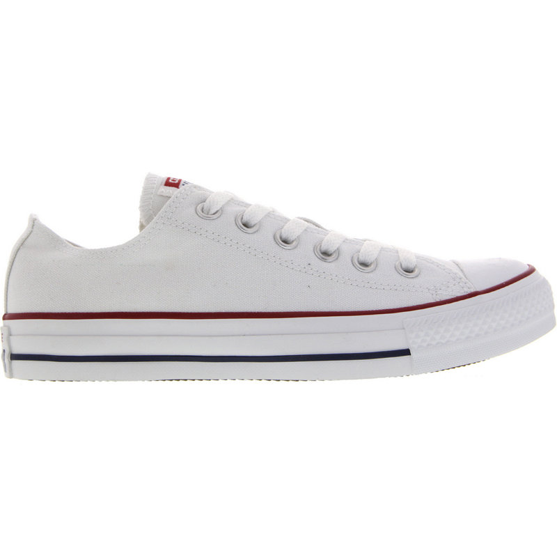 NEU-Converse-All-Star-Ox-low-flach-white-weiss-Damen-Herren-Sneaker