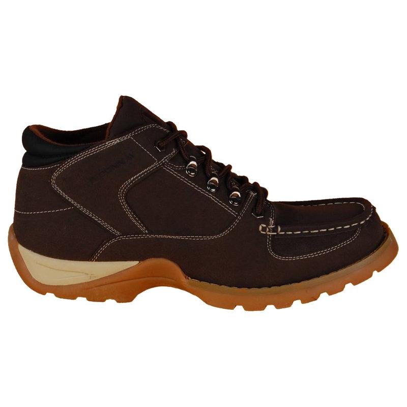 neu donnay heron braun herren sneaker stiefel herbst. Black Bedroom Furniture Sets. Home Design Ideas