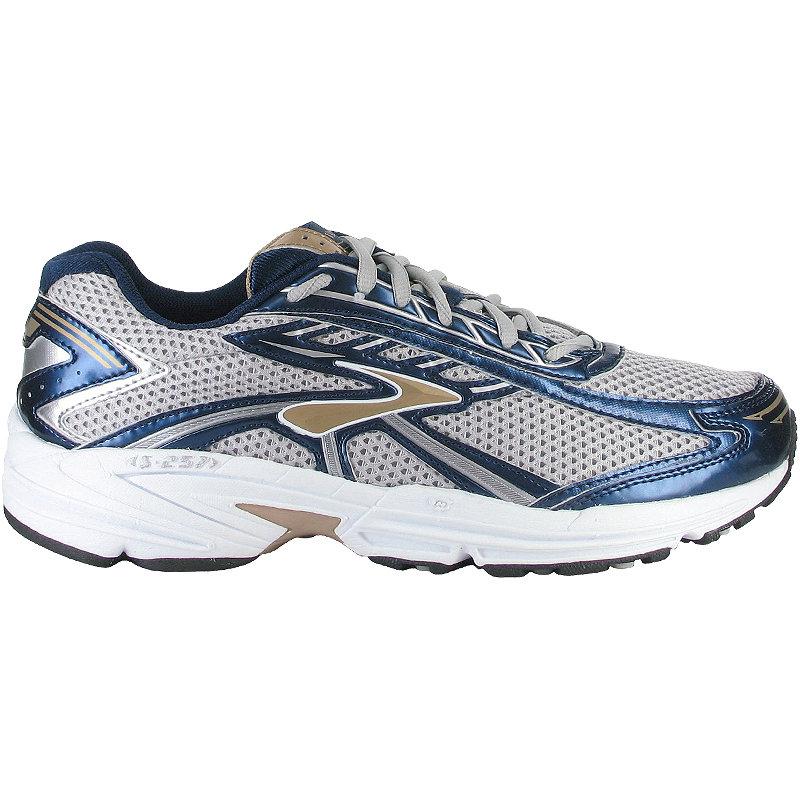 NEU-Brooks-Vapor-8-Herren-Jogging-Laufschuhe-Schuhe-Silber-Blau
