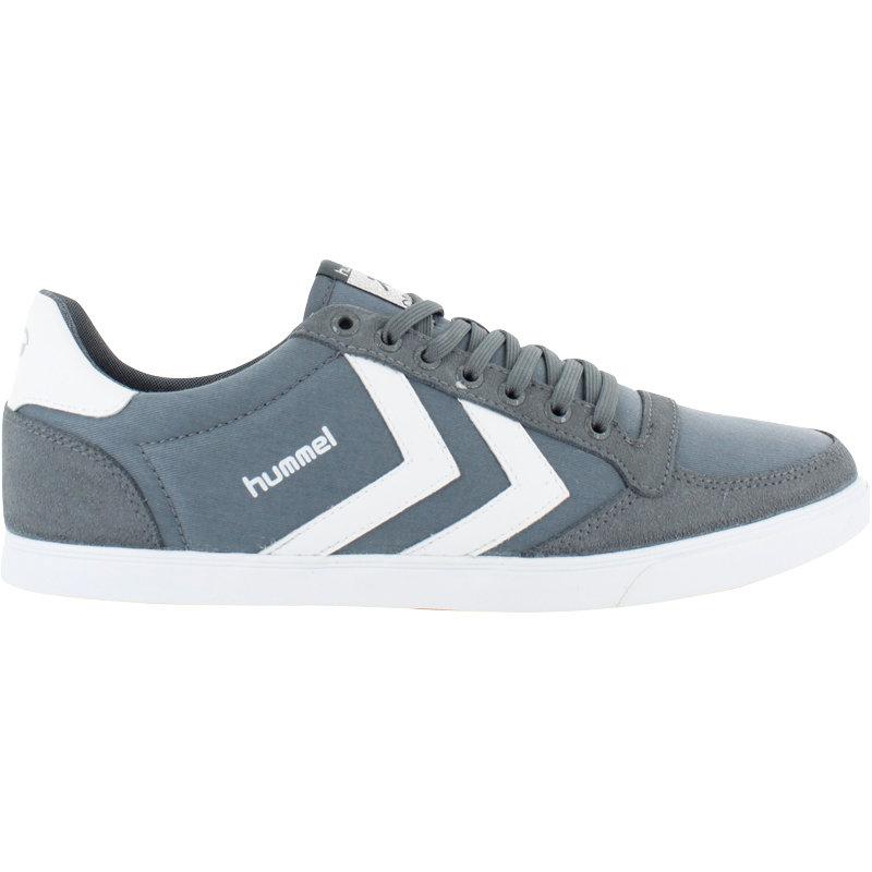 NEU-Hummel-Slimmer-Stadil-Low-Canvas-Freizeit-Sneaker-Schuhe-Lifestyle-Herren