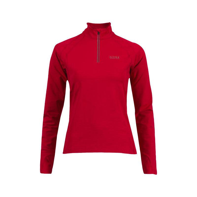 NEU-Gore-Mythos-Damen-Langarmshirt-Laufshirt-Jogging-Bekleidung