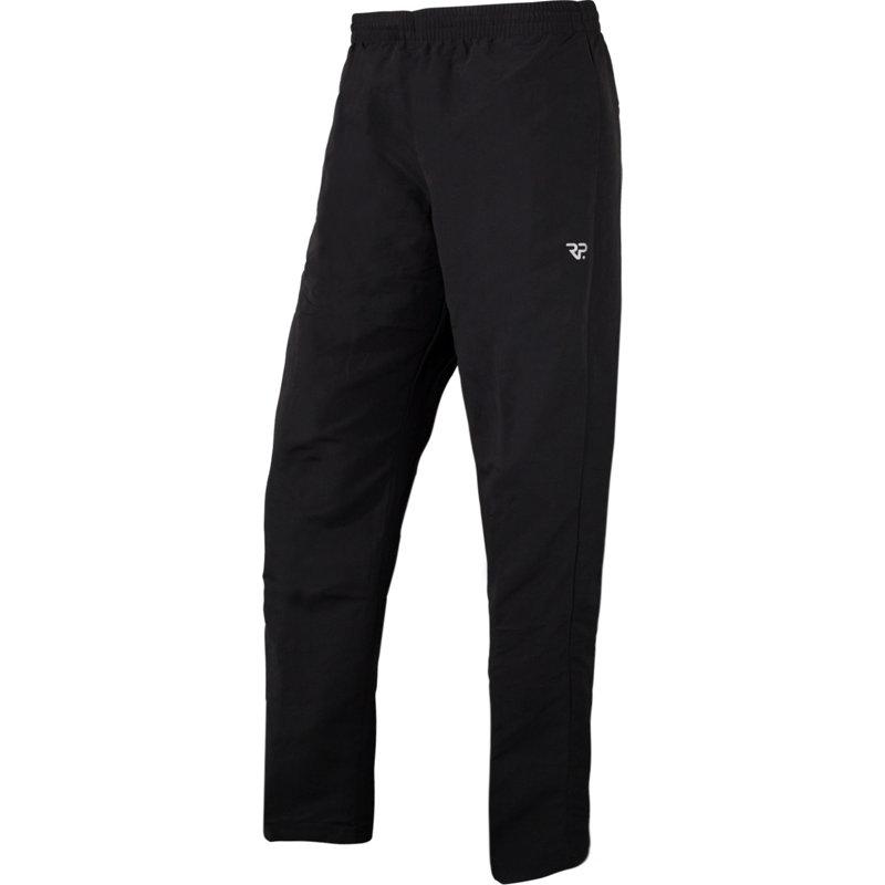 NEU-RP-Woven-Wide-Pant-Herren-Lauftight-Laufhose-Jogging-Hose-schwarz