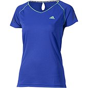 adidas SUPERNOVA DAMEN LAUFSHIRT KURZ product photo