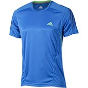 adidas SUPERNOVA HERREN LAUFSHIRT KURZ product photo