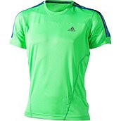adidas RESPONSE HERREN LAUFSHIRT KURZ product photo