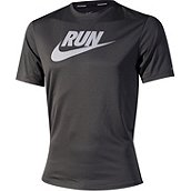 Nike Running CHALLENGER LEGEND SWOOSH RUN HERREN LAUFSHIRT KURZ product photo