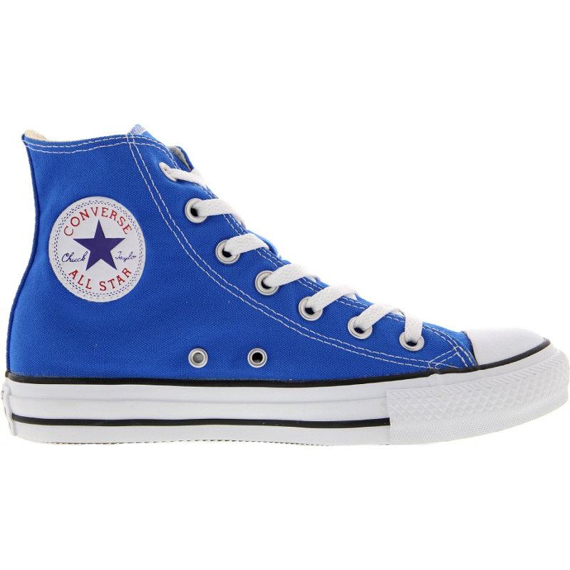 NEU-Converse-Chuck-Taylor-All-Star-High-Unisex-Freizeitschuhe-Blau