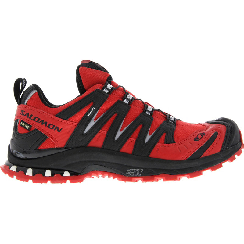 new salomon xa pro 3d ultra 2 gtx men 39 s hiking shoes red. Black Bedroom Furniture Sets. Home Design Ideas