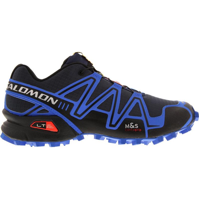 NEU-Salomon-Speedcross-3-Herren-Laufschuhe-Blau