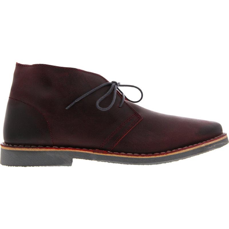 NEU-Selected-Leon-Leather-Herren-Freizeitschuhe-Rot