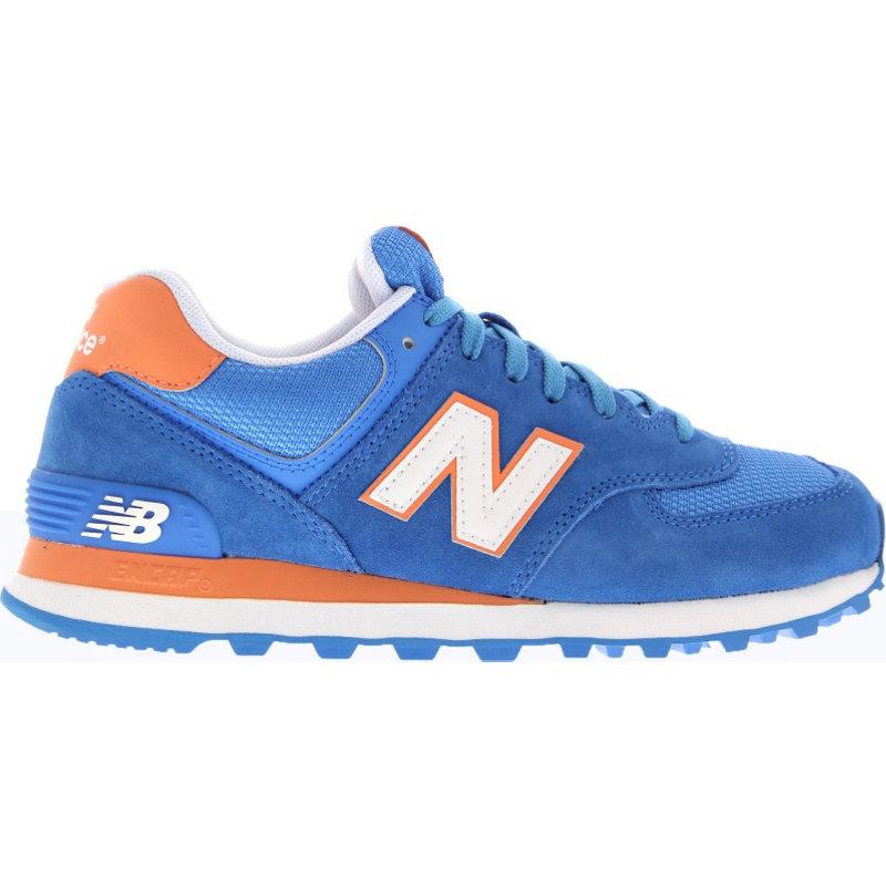 NEU new balance 574 Damen Freizeitschuhe Blau   eBay