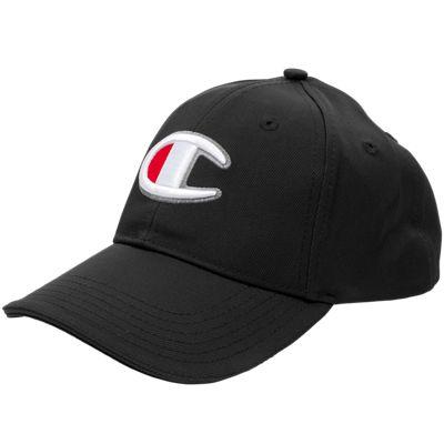 Champion Logo Cap   Unisex Caps by Champion