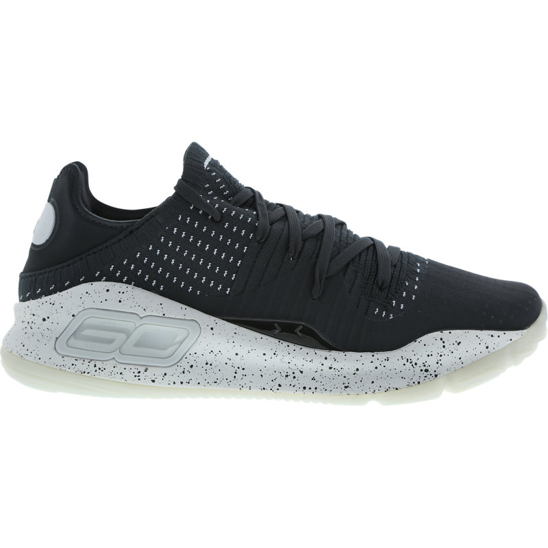 Under Armour Men's UA Curry 4 Low Basketball Shoes Image