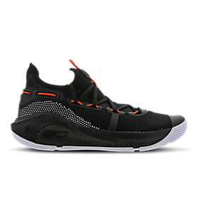 7c892a35316050 Curry 6 - Men. Black   White ...