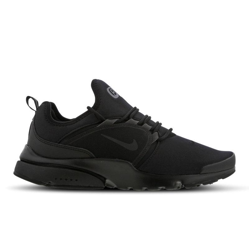 Nike Air Presto herensneaker zwart