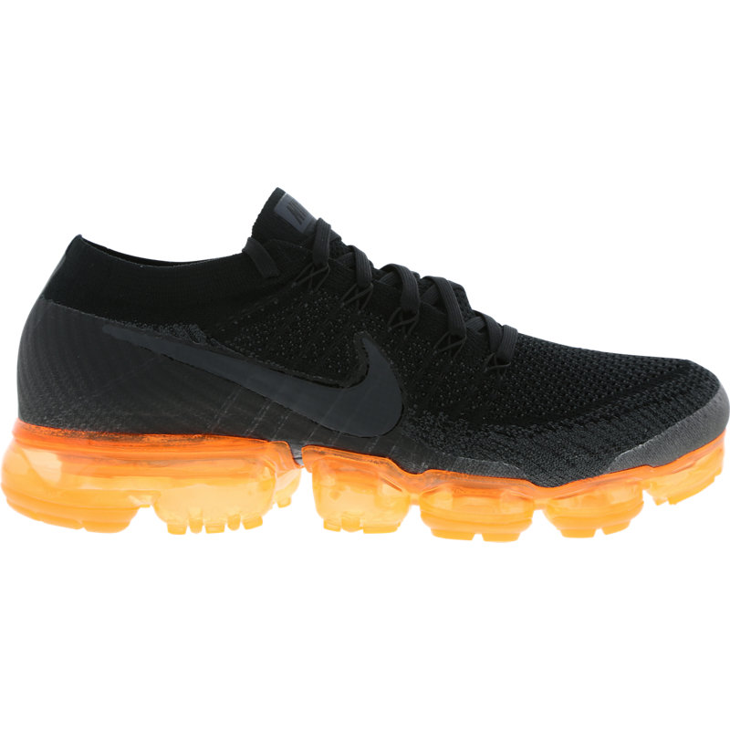 Air VaporMax Black Orange