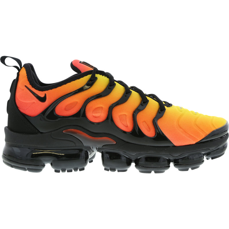 Air VaporMax Plus Black Orange Crimson