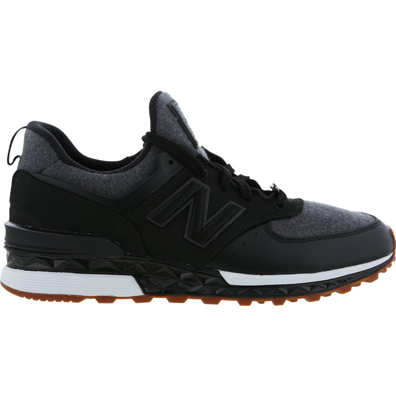 New Balance 574 Sport New Era Black Grey (Special Box)