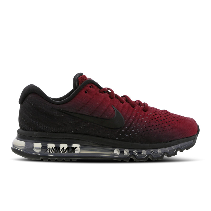 Nike Air Max 2017 herensneaker zwart