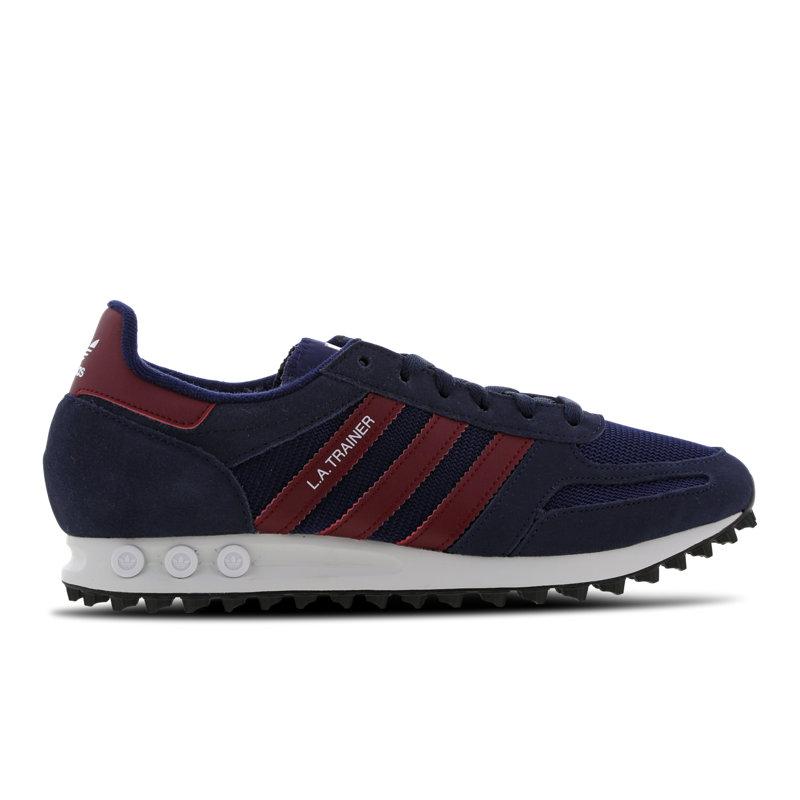 Adidas LA Trainer herensneaker blauw