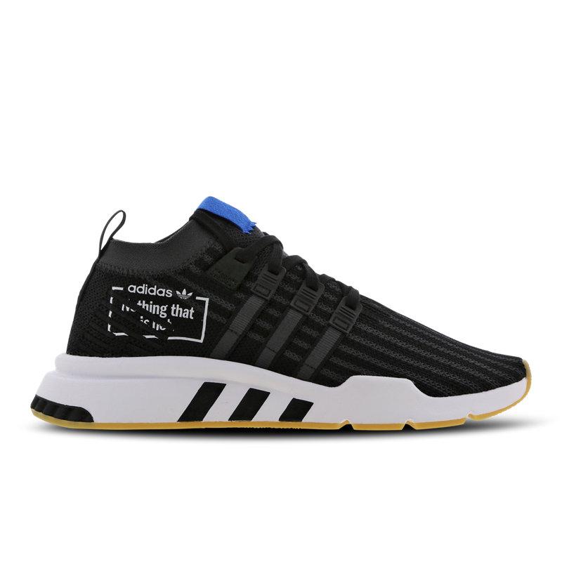 Adidas Equipment herensneaker zwart