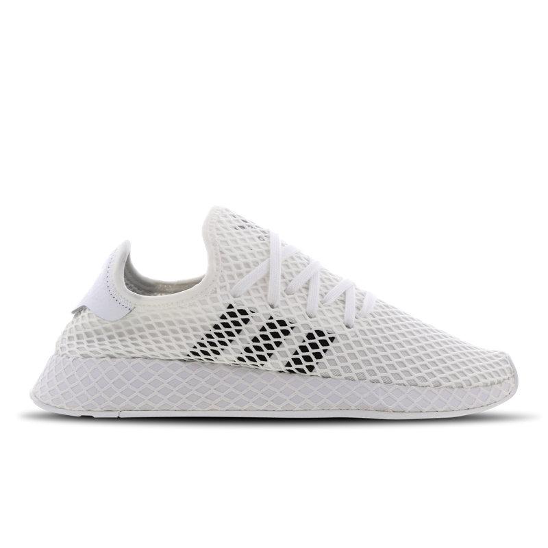 Adidas Deerupt herensneaker wit