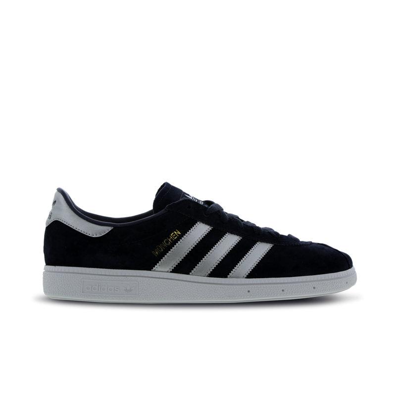 Adidas München herensneaker blauw