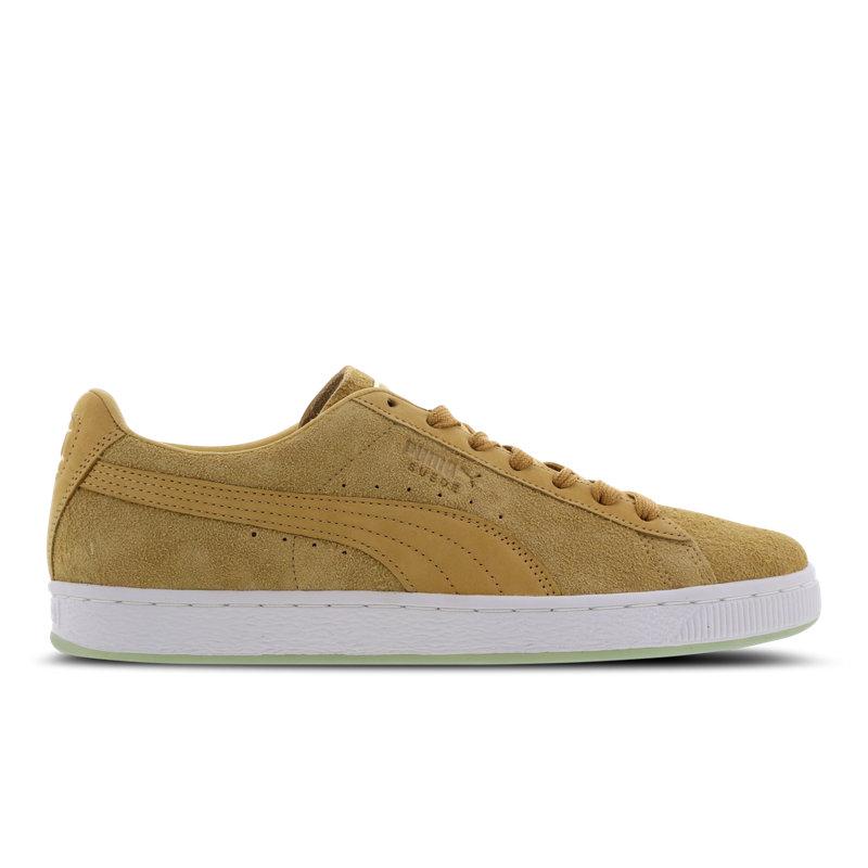 Puma Suede herensneaker bruin