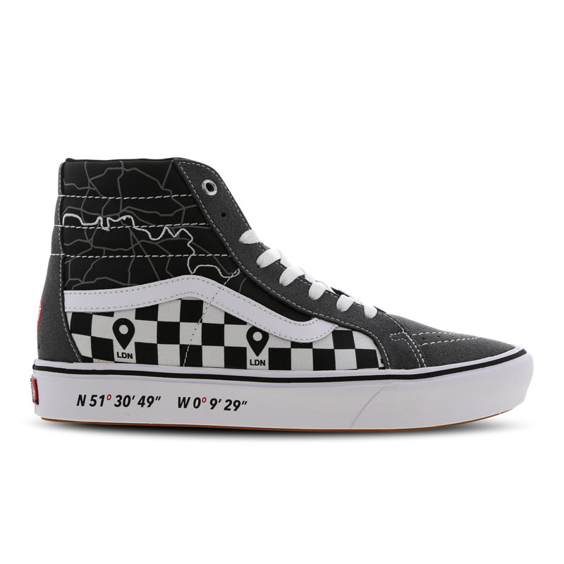 ComfyCush Sk8-Hi London Herren Schuhe