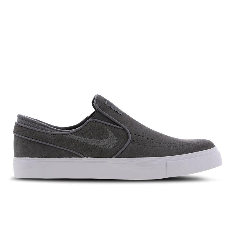 Nike Stefan Janoski herensneaker grijs
