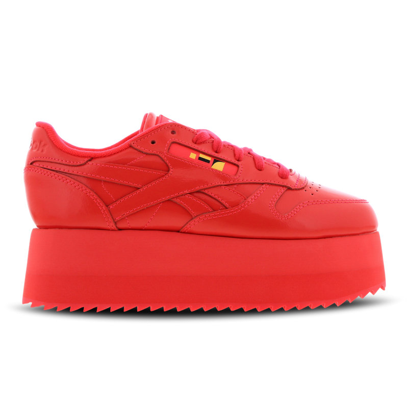 Reebok X Gigi Hadid Classic Leather Triple Platform - Dames Schoenen