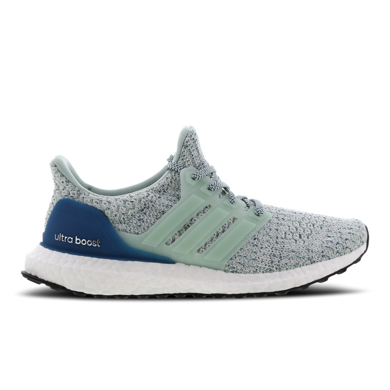 Adidas Ultra Boost damessneaker groen