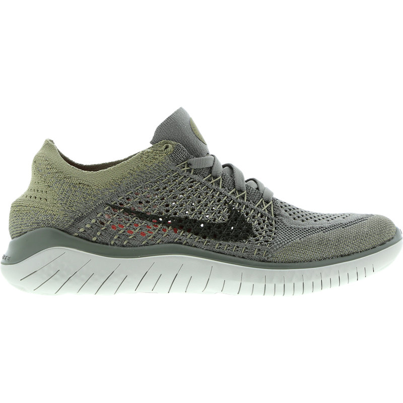 Nike Free Run damessneaker groen