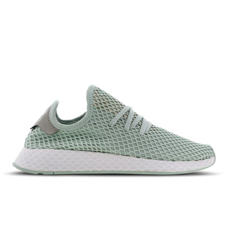 Adidas Deerupt damessneaker groen