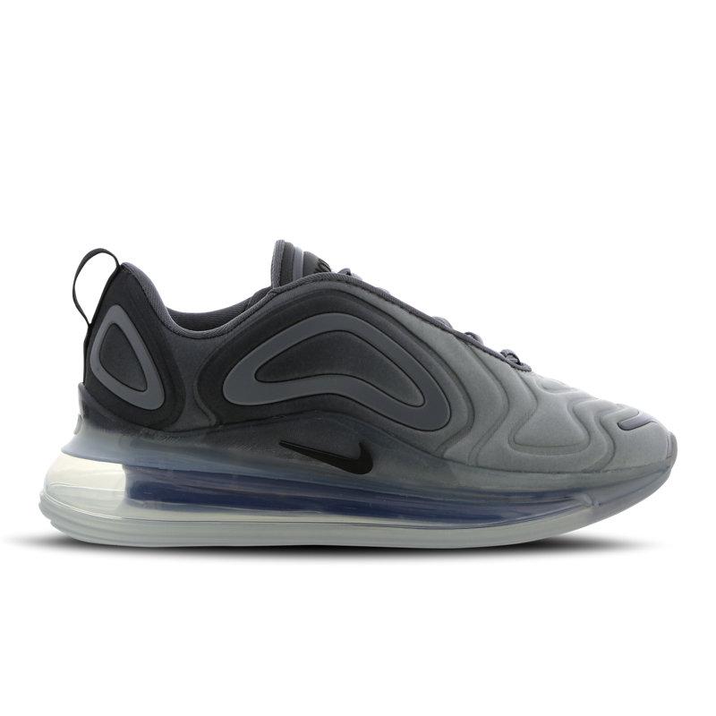 Nike Air Max 720 damessneaker zwart