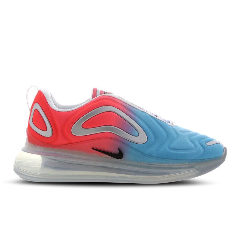 Nike Air Max 720 damessneaker blauw