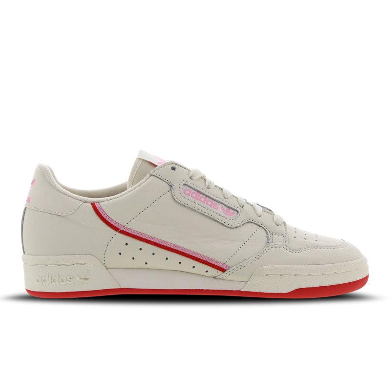 Adidas Continental 80 damessneaker beige