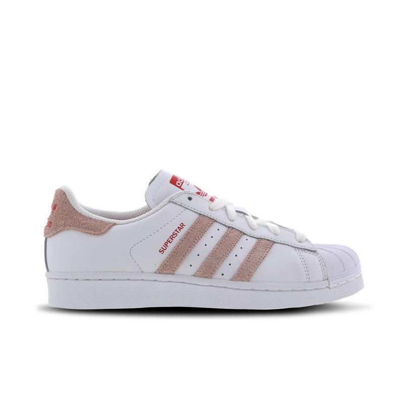 Adidas Superstar damessneaker roze