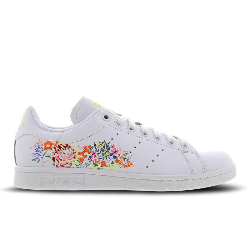 adidas stan smith femme flower