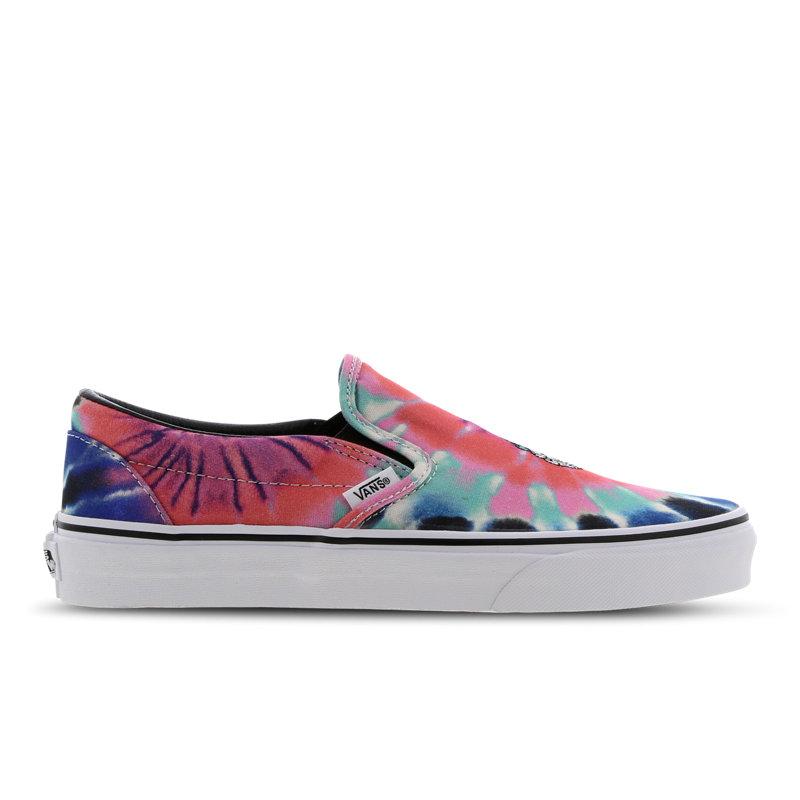 Vans Classic Slip-On damessneaker multicolor