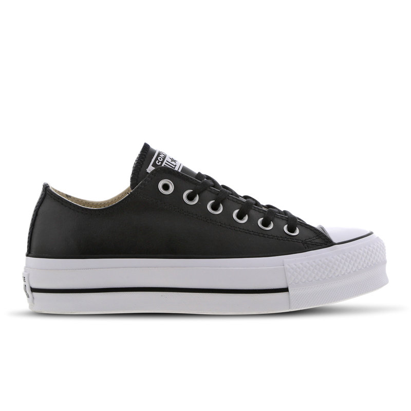 Chuck Taylor All Star Platform Low Top Leather Damen Schuhe