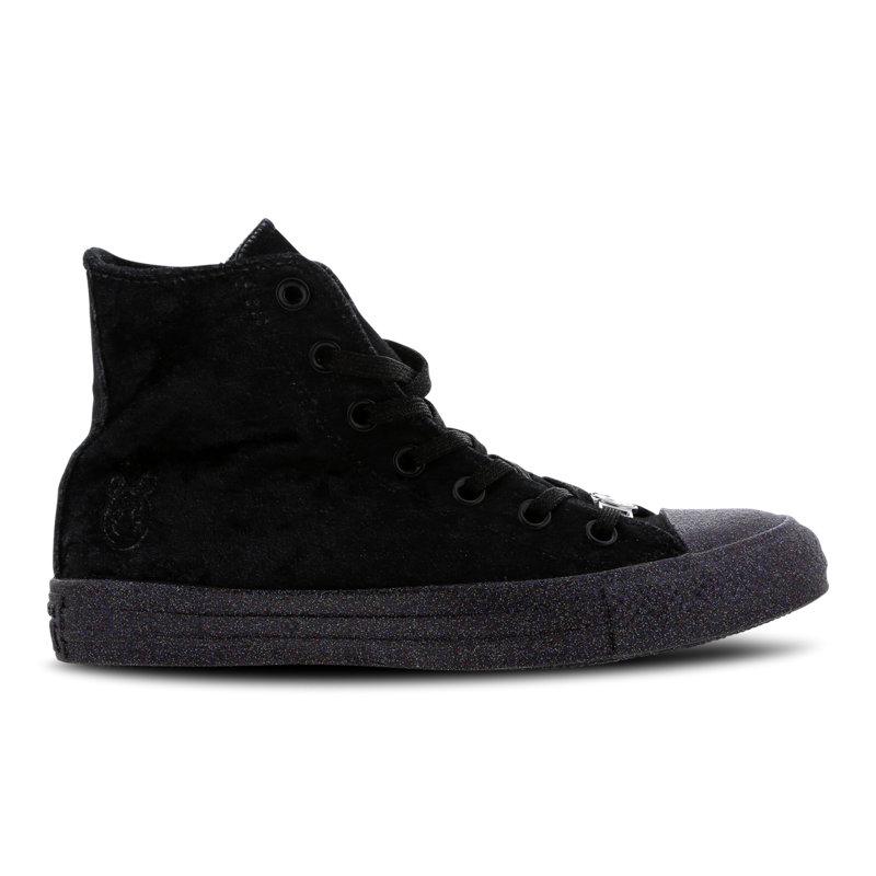 X Miley Cyrus Chuck Taylor All Star High Velvet Damen Schuhe