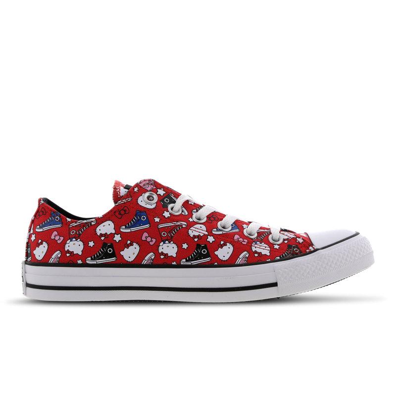 Chuck Taylor All Star X Hello Kitty Low Damen Schuhe