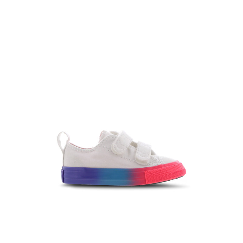 Converse Chuck Taylor kindersneaker wit