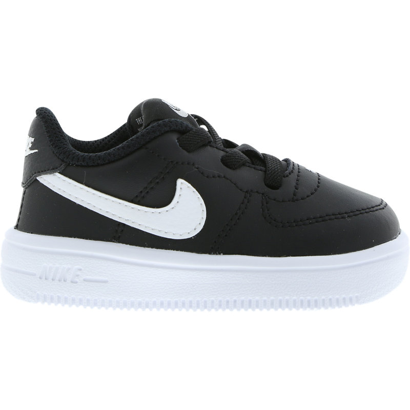 Nike Air Force 1 babysneaker zwart