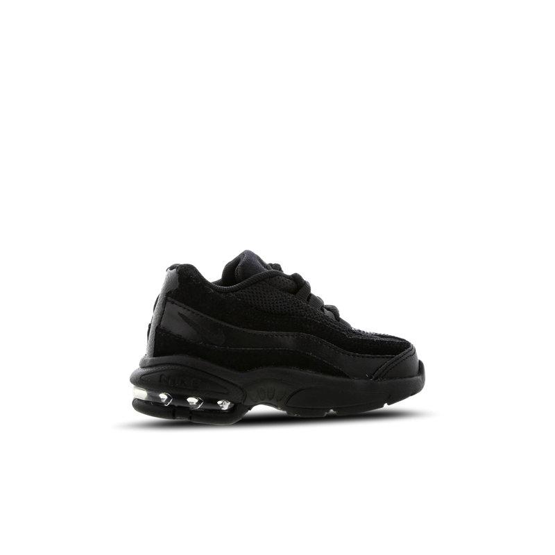 Nike Air Max 95 babysneaker zwart