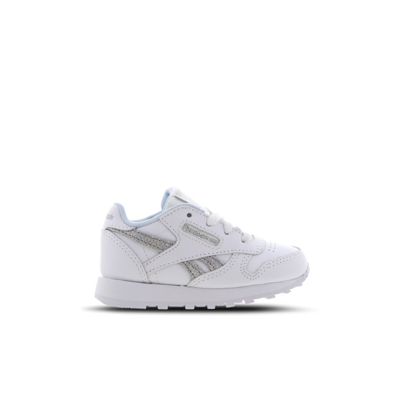 Reebok Classic Leather babysneaker wit