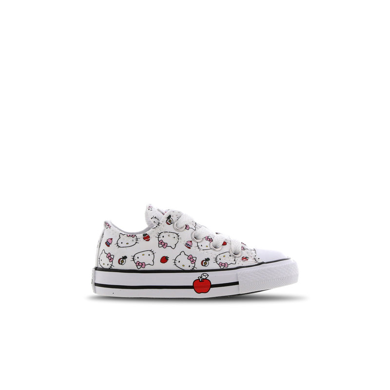 ce6e8d4192370 Converse X Hello Kitty Chuck Taylor All Star - Baby Shoes - £29.99 -  Bullring   Grand Central